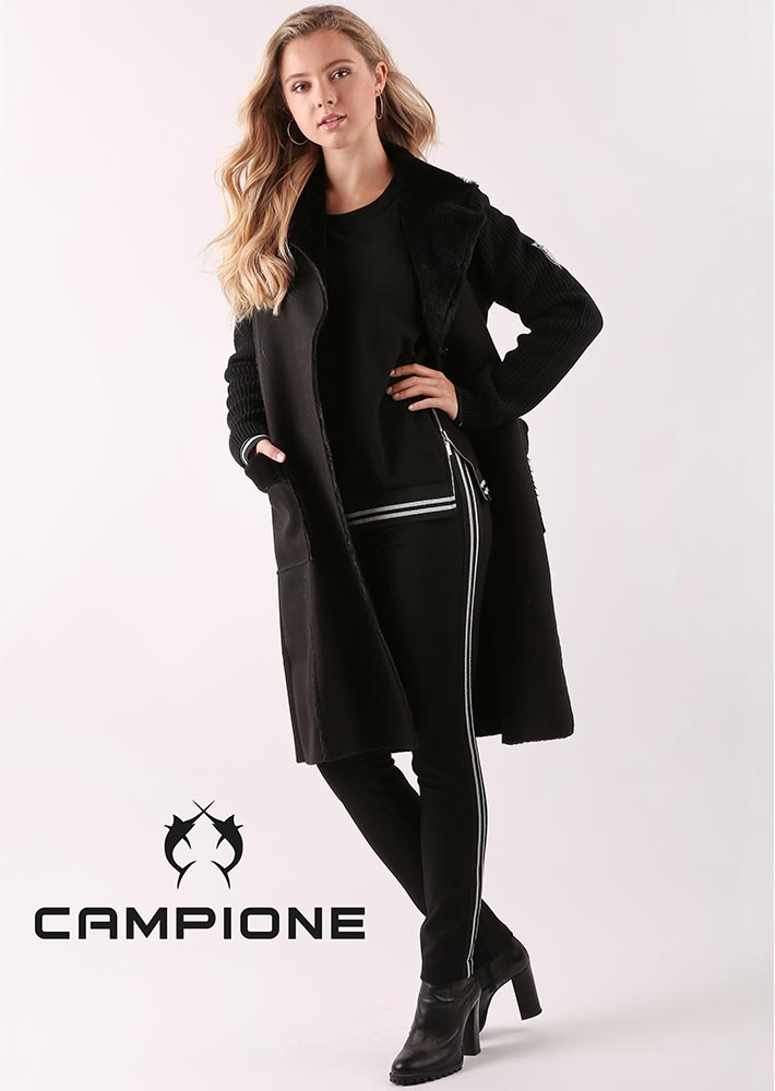 LISA CAMPIONE 01 Winter 2018