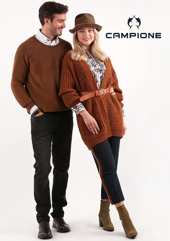 LISA & CLAUDIO CAMPIONE 02 Winter 2019